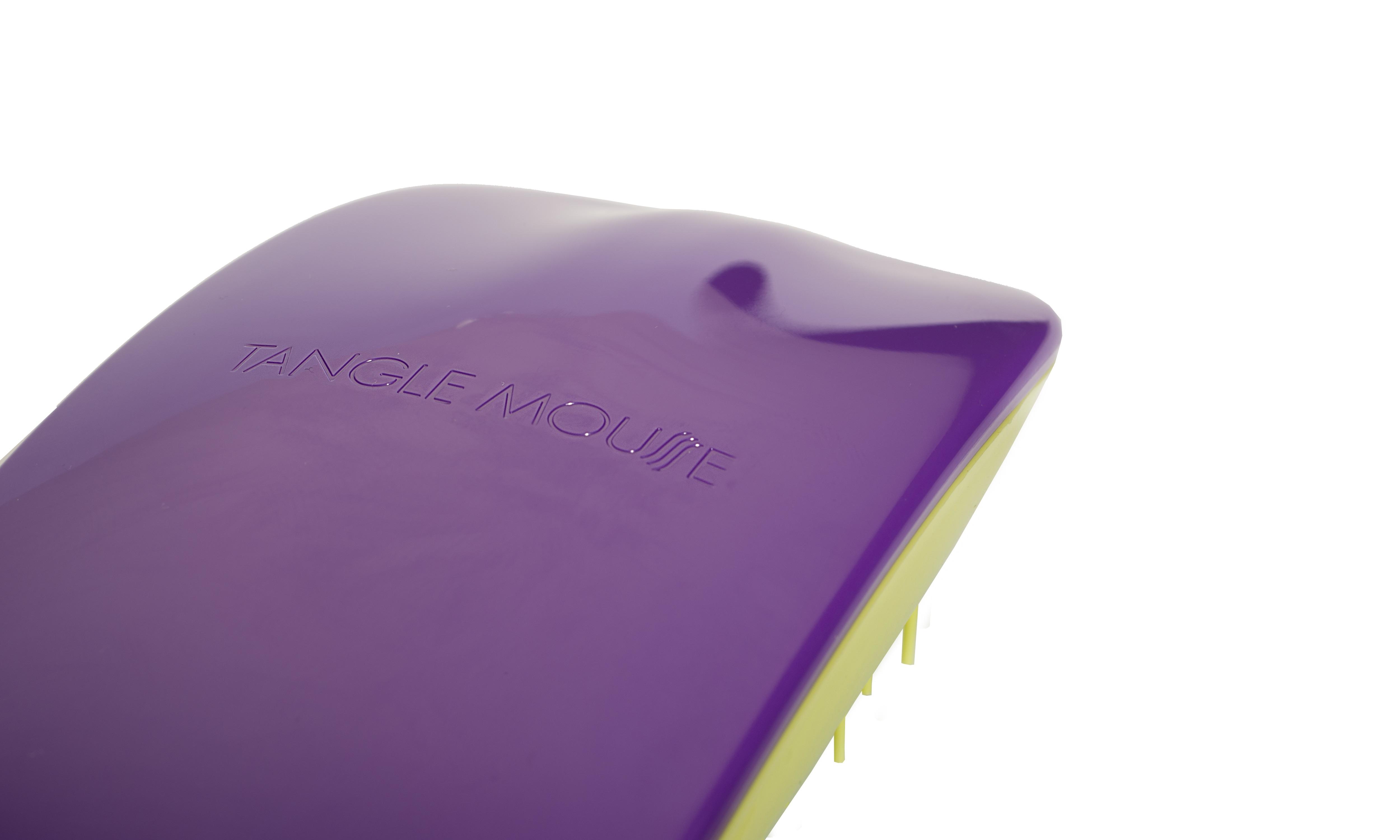 Tangle Mouse Purple Lime Violetti Lime Harja Harjat