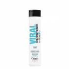 Celeb Luxury. Viral Hybrid Colorditioner Pastel Turquoise 244 ml