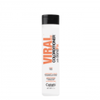 Celeb Luxury. Viral Hybrid Colorditioner Pastel Coral 244 ml