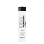 Celeb Luxury. Viral Hybrid Colorditioner Pastel Silver 244 ml