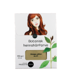 Zenz Henna kasviväri ORANGE YELLOW 150g